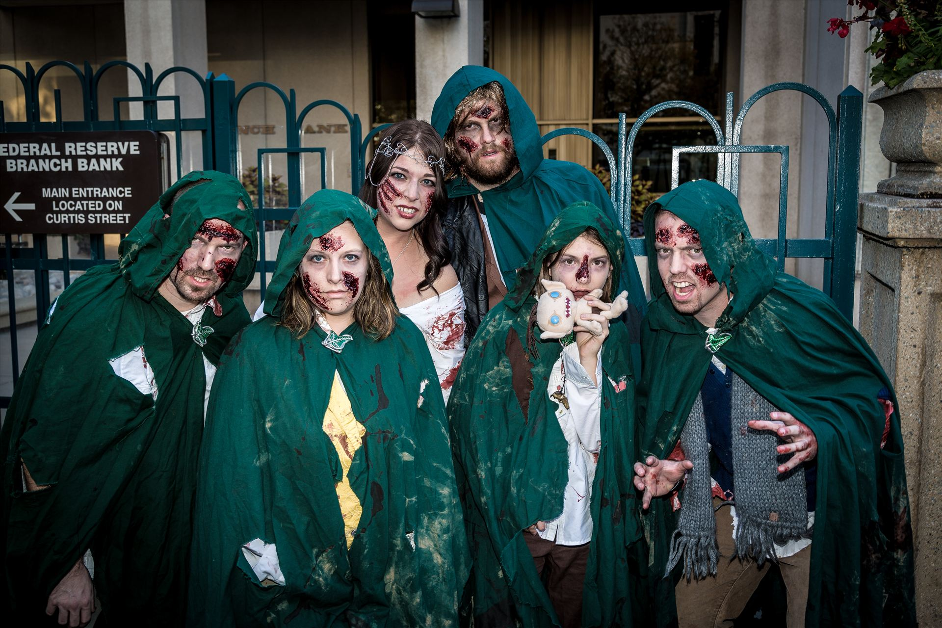 Denver Zombie Crawl 2015 33 -  by D Scott Smith