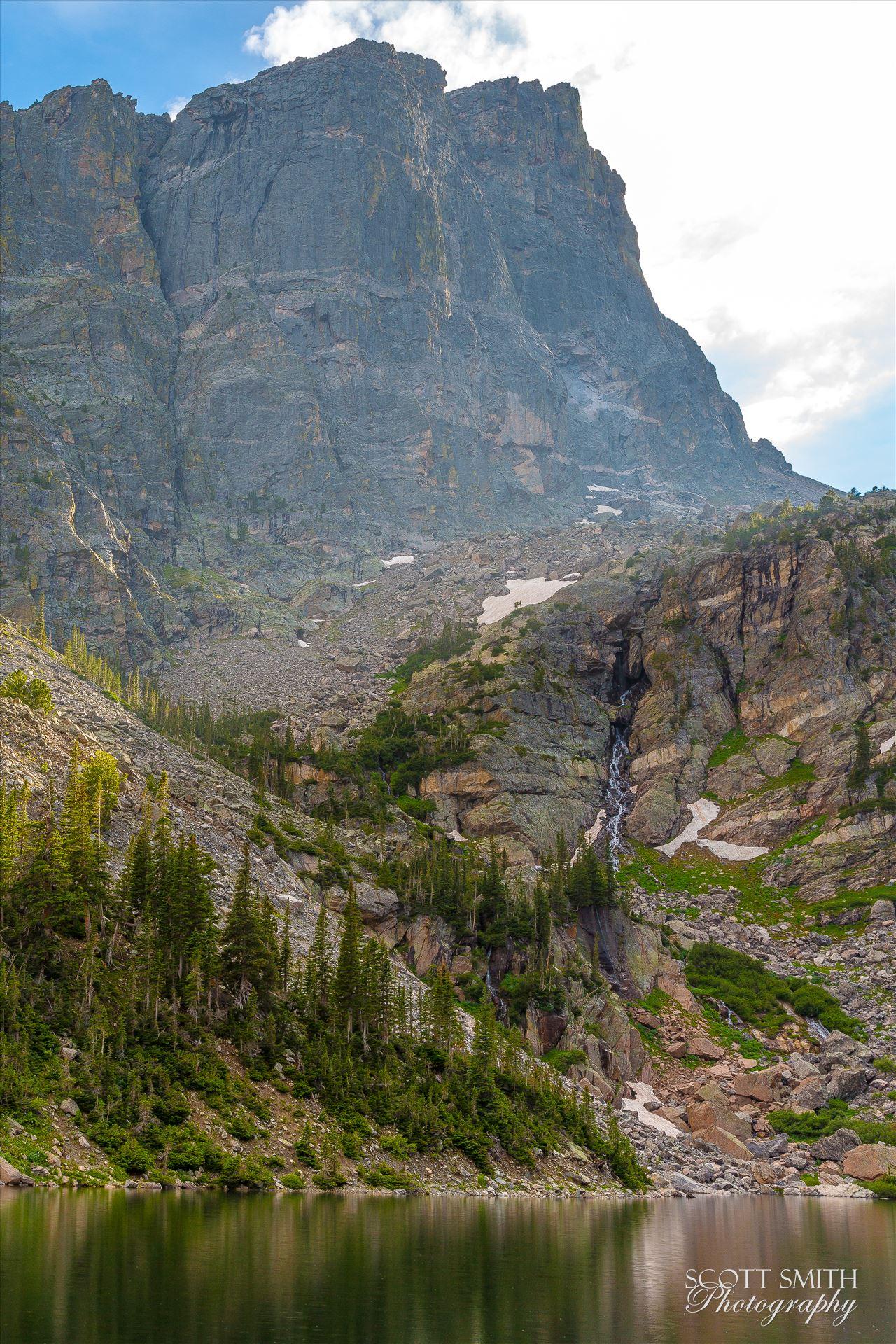 Bear Lake Trail 3 -  by D Scott Smith