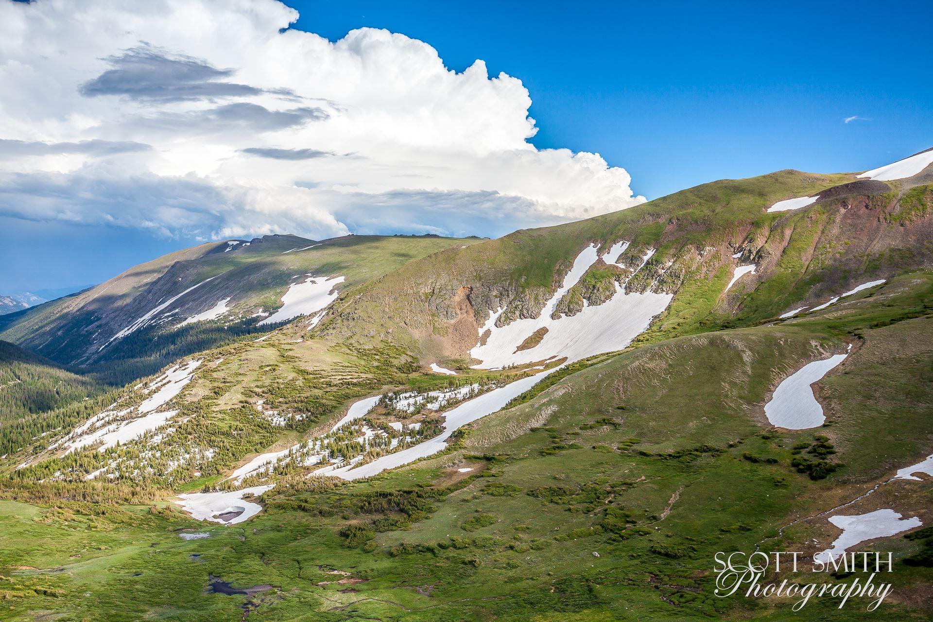 Rocky Mountain National Park 2 -  by D Scott Smith