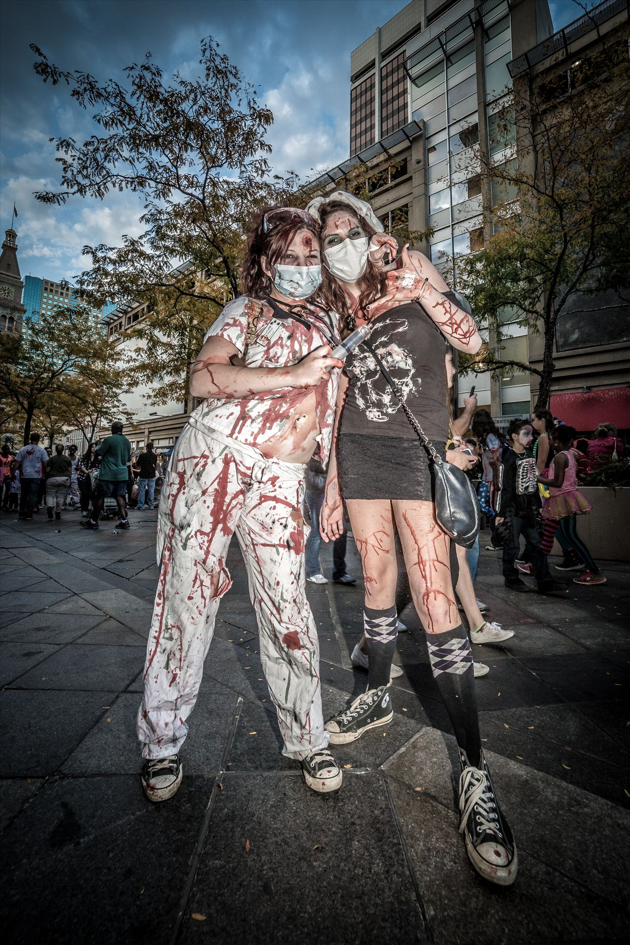 Denver Zombie Crawl 2015 16 -  by D Scott Smith