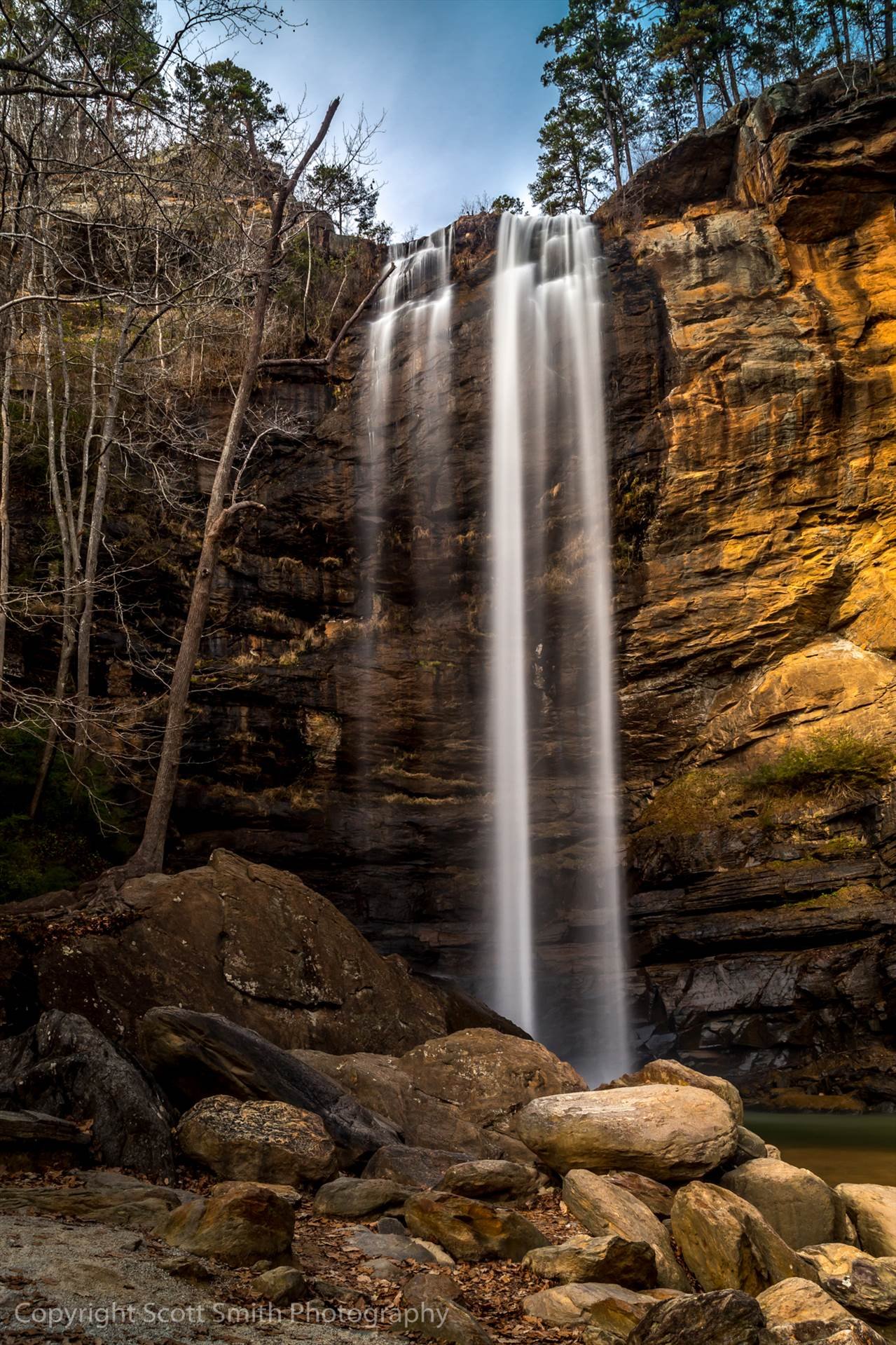 Toccoa Falls III -  by D Scott Smith
