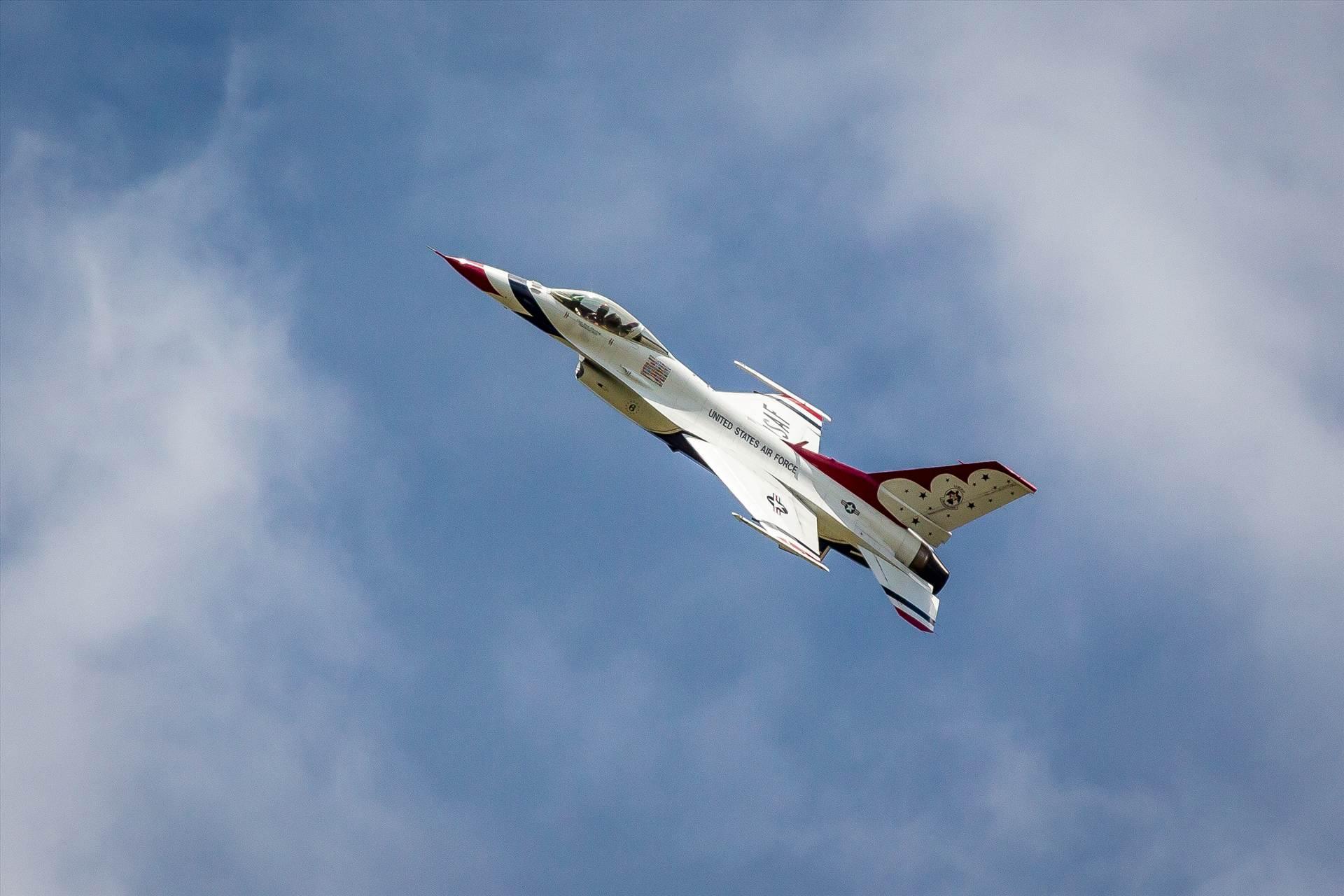 USAF Thunderbirds 12 -  by D Scott Smith