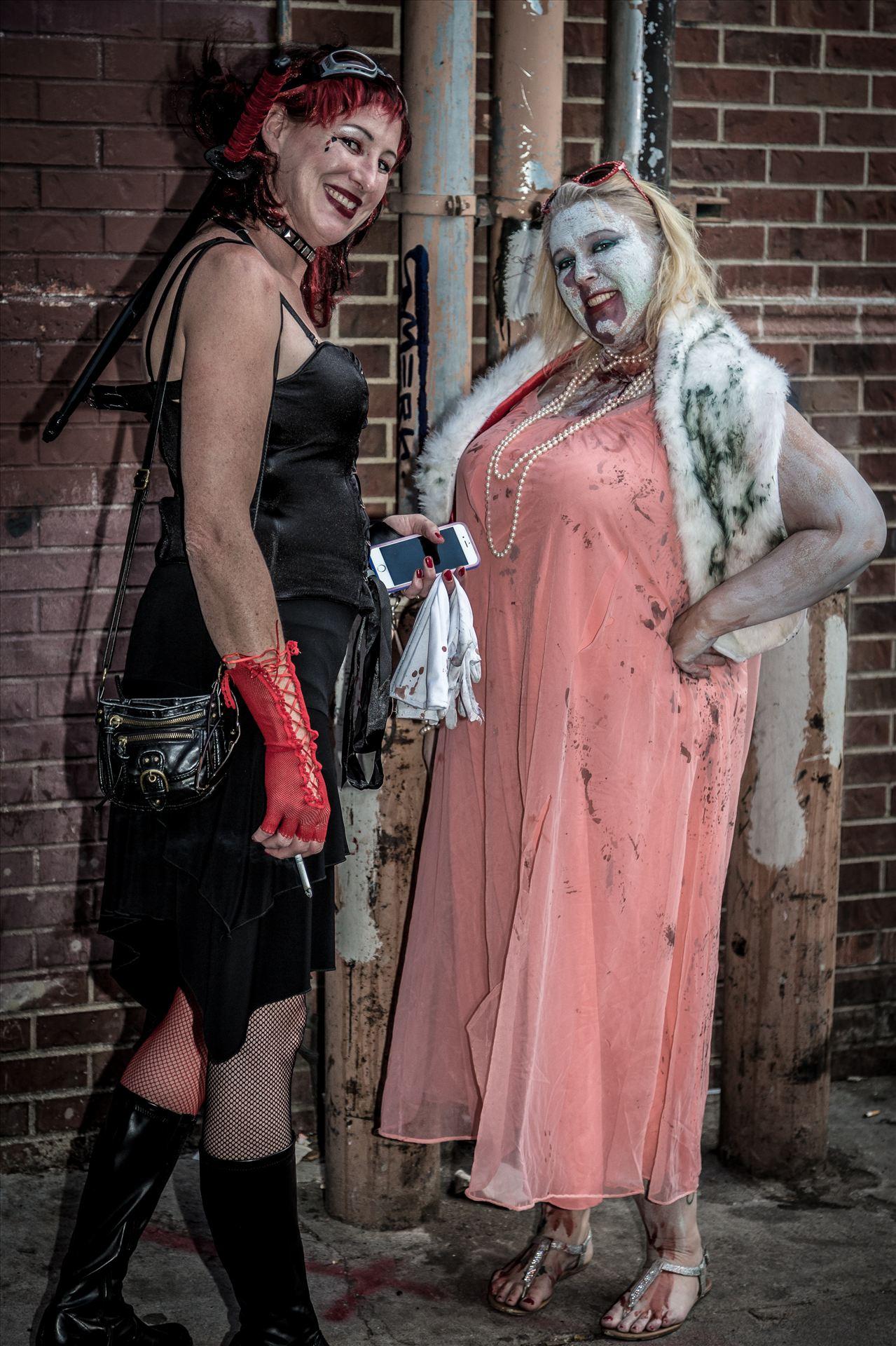 Denver Zombie Crawl 2015 9 -  by D Scott Smith