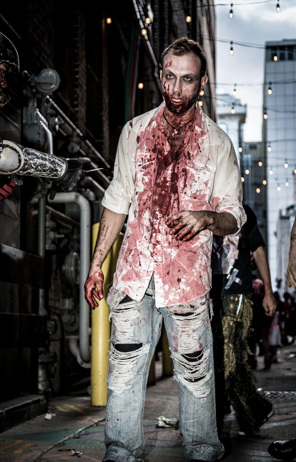 Denver Zombie Crawl 2015 12 -  by D Scott Smith