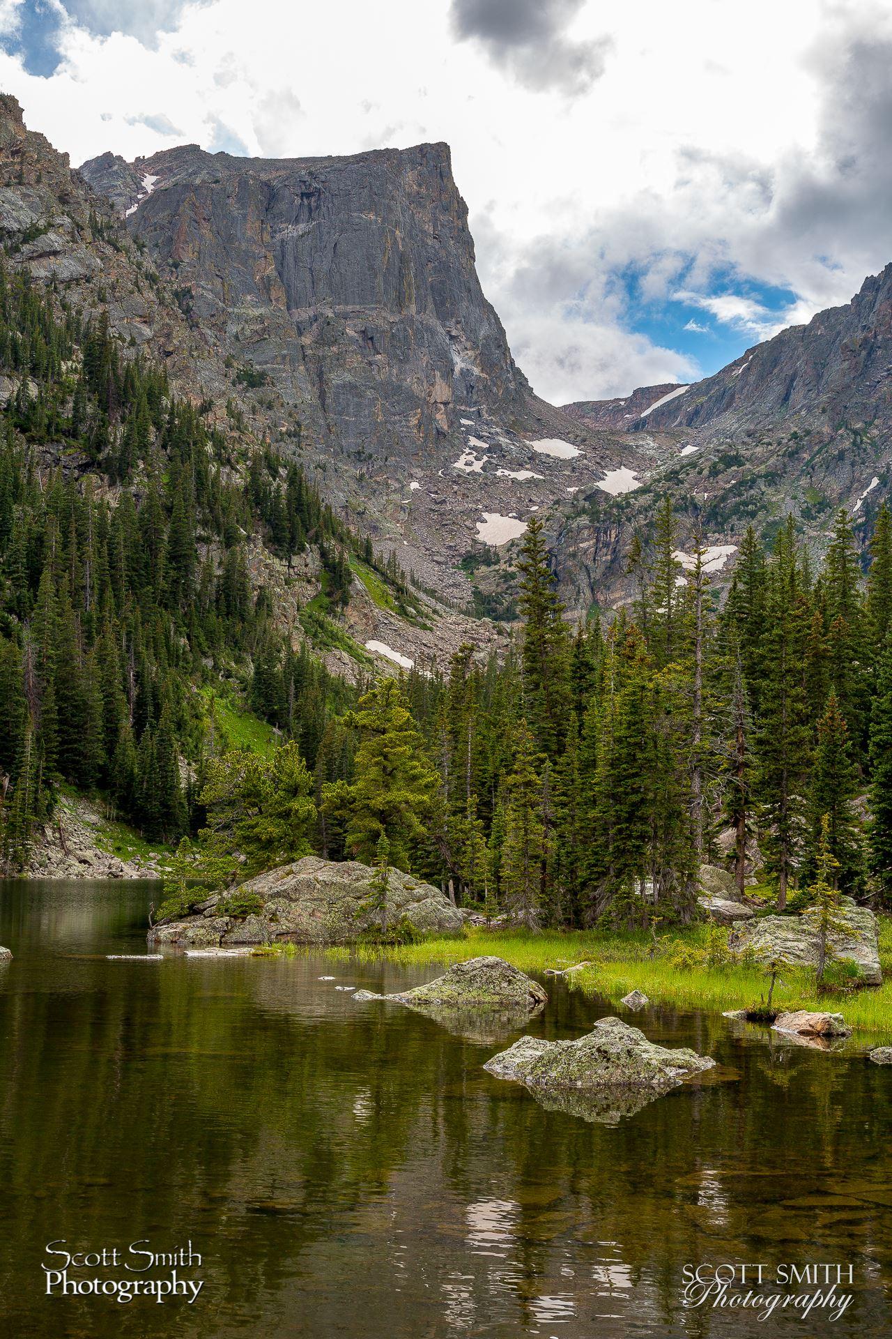 Bear Lake Trail 10 -  by D Scott Smith