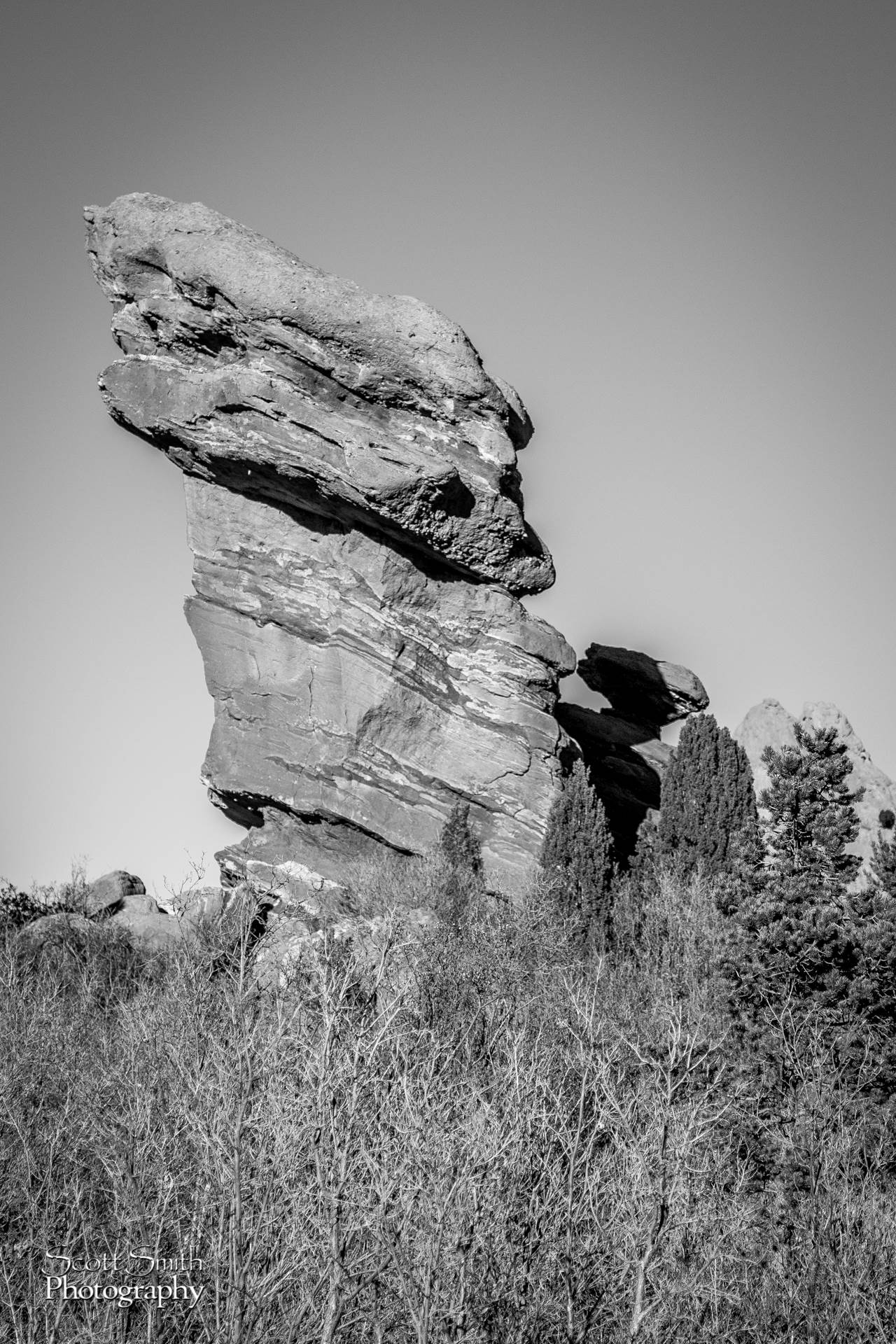 Garden of the Gods - Feature -  by D Scott Smith