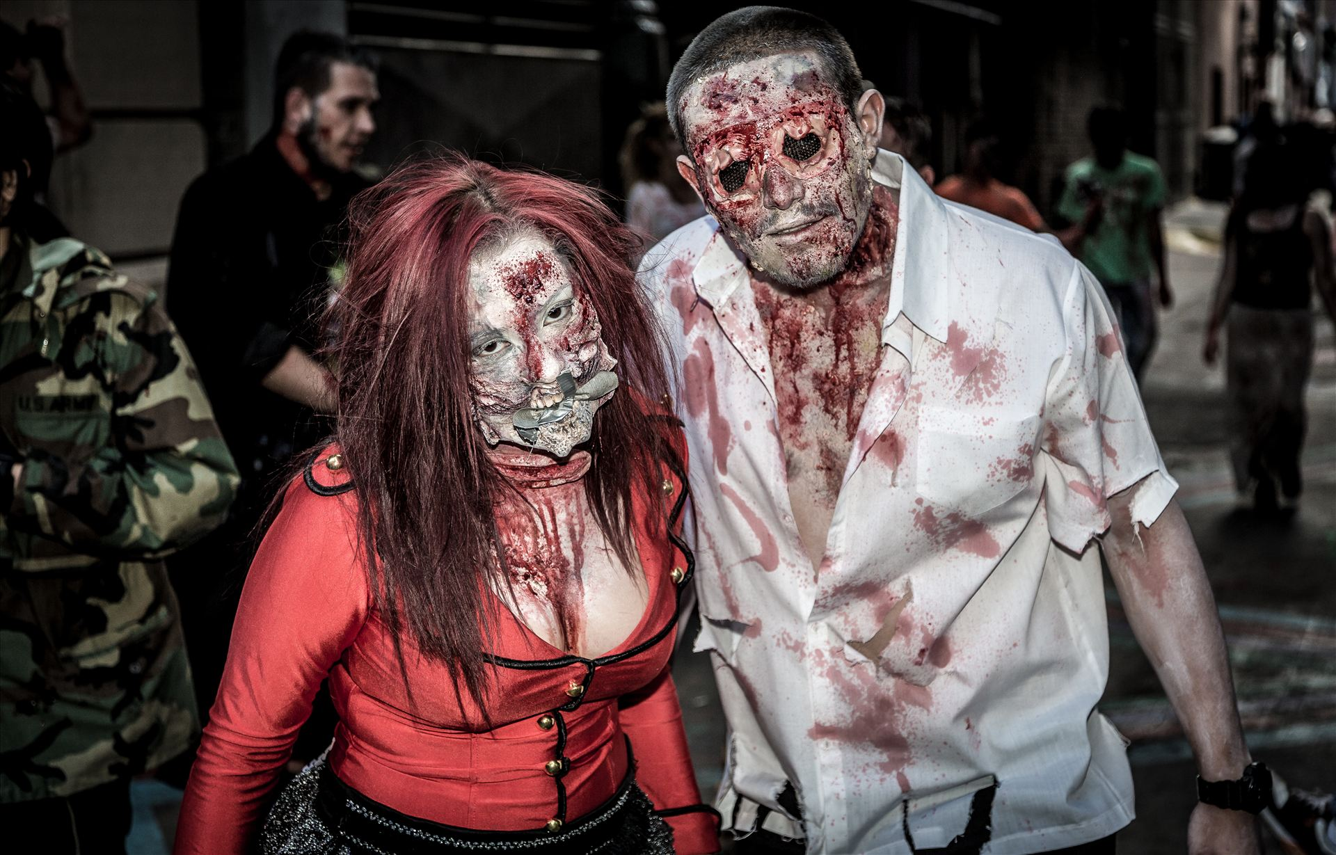 Denver Zombie Crawl 2015 13 -  by D Scott Smith