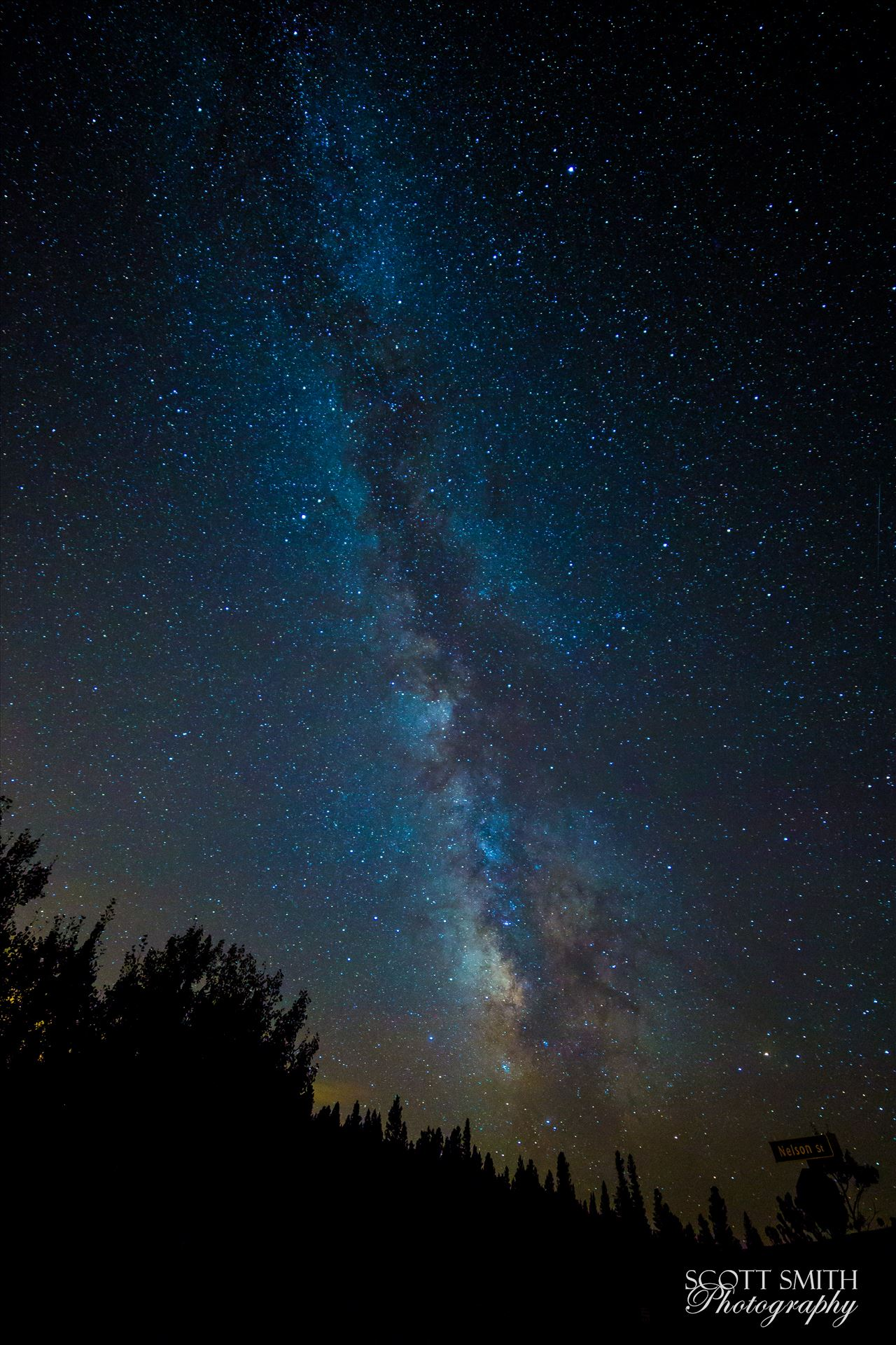 Milky Way From Ward - On my way to shoot the Perseid meteor shower I stopped and snapped this great view of the milky way. by D Scott Smith