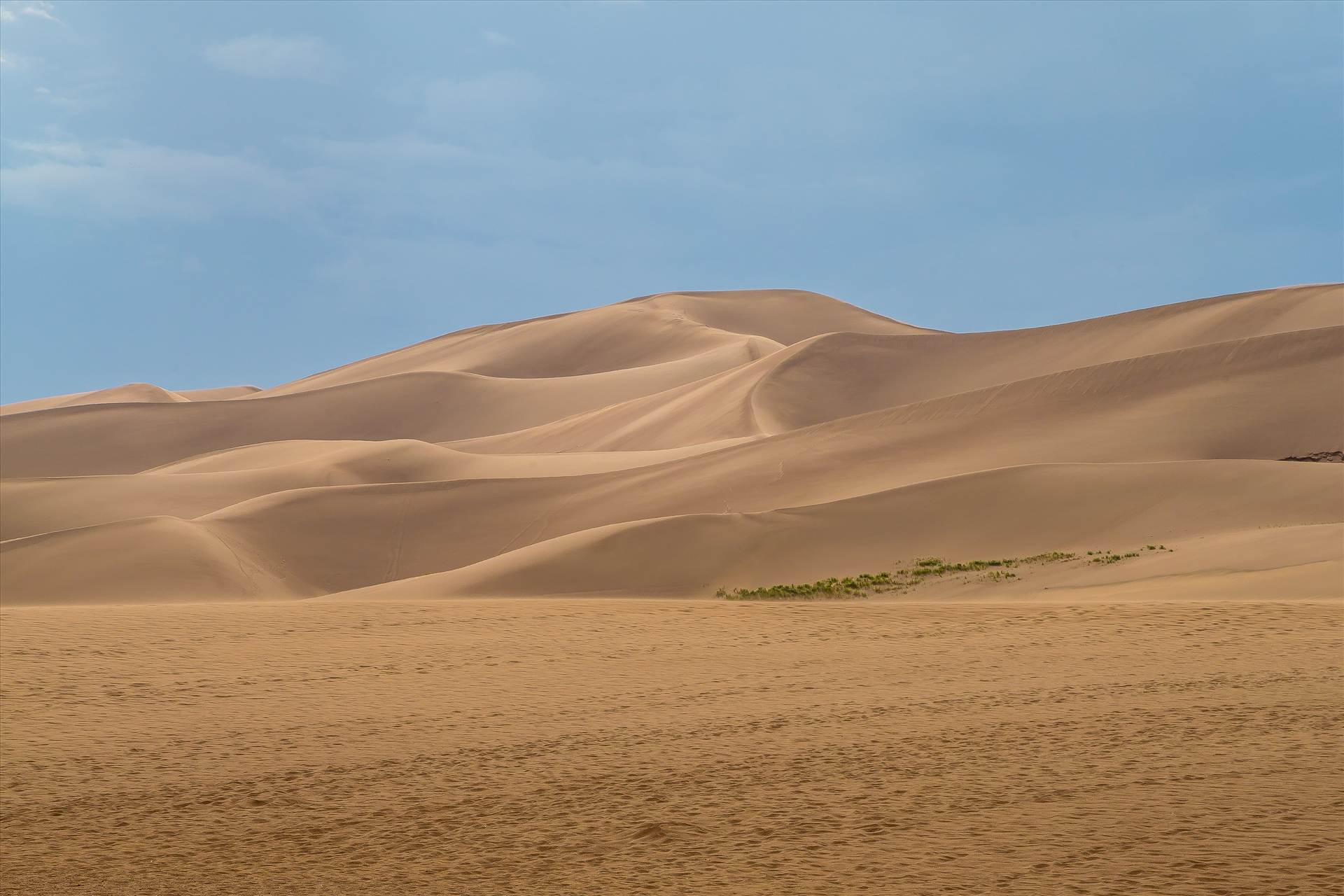 Great Sand Dunes 11 -  by D Scott Smith