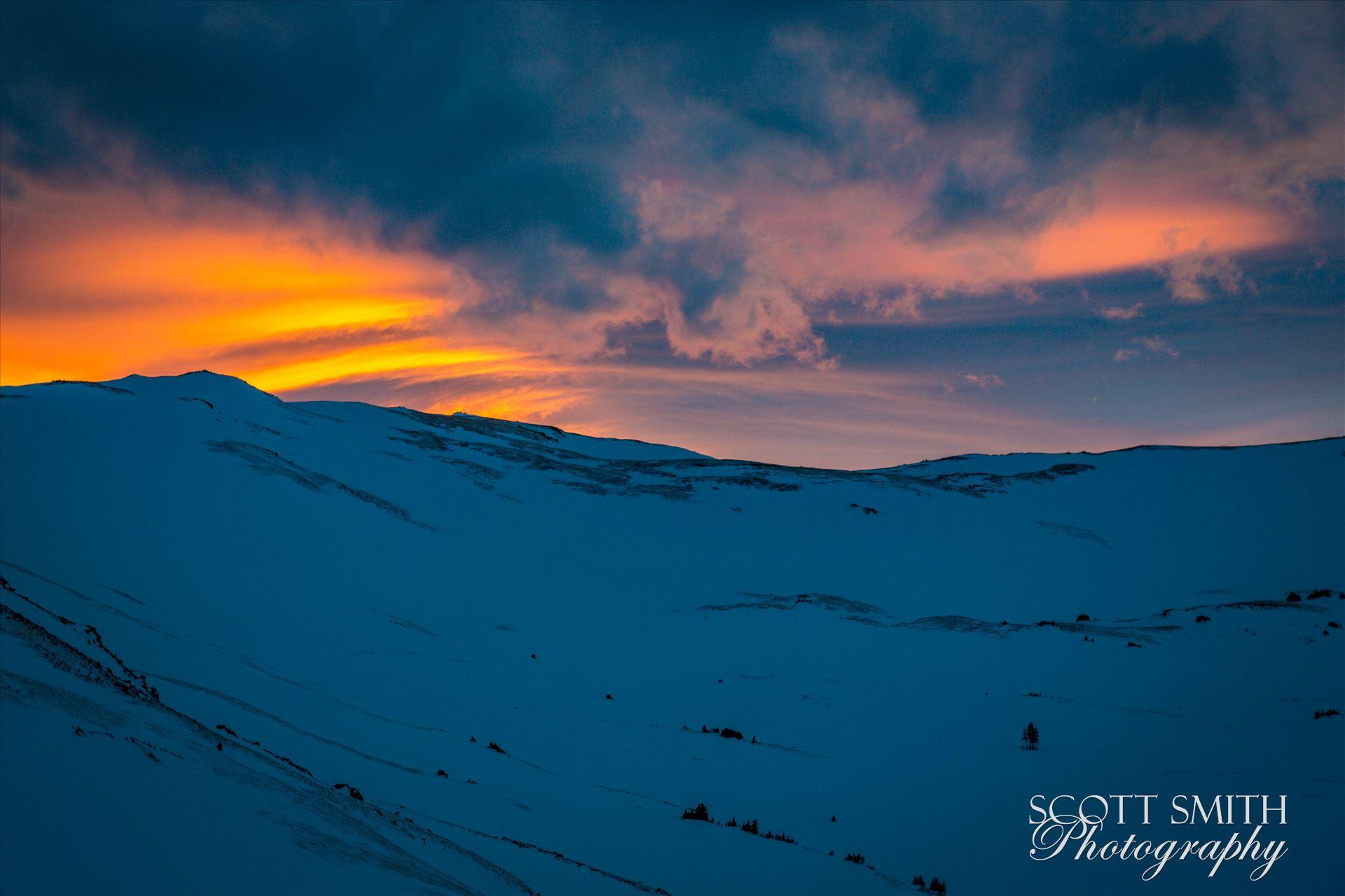 Colorado Winter 01 -  by D Scott Smith