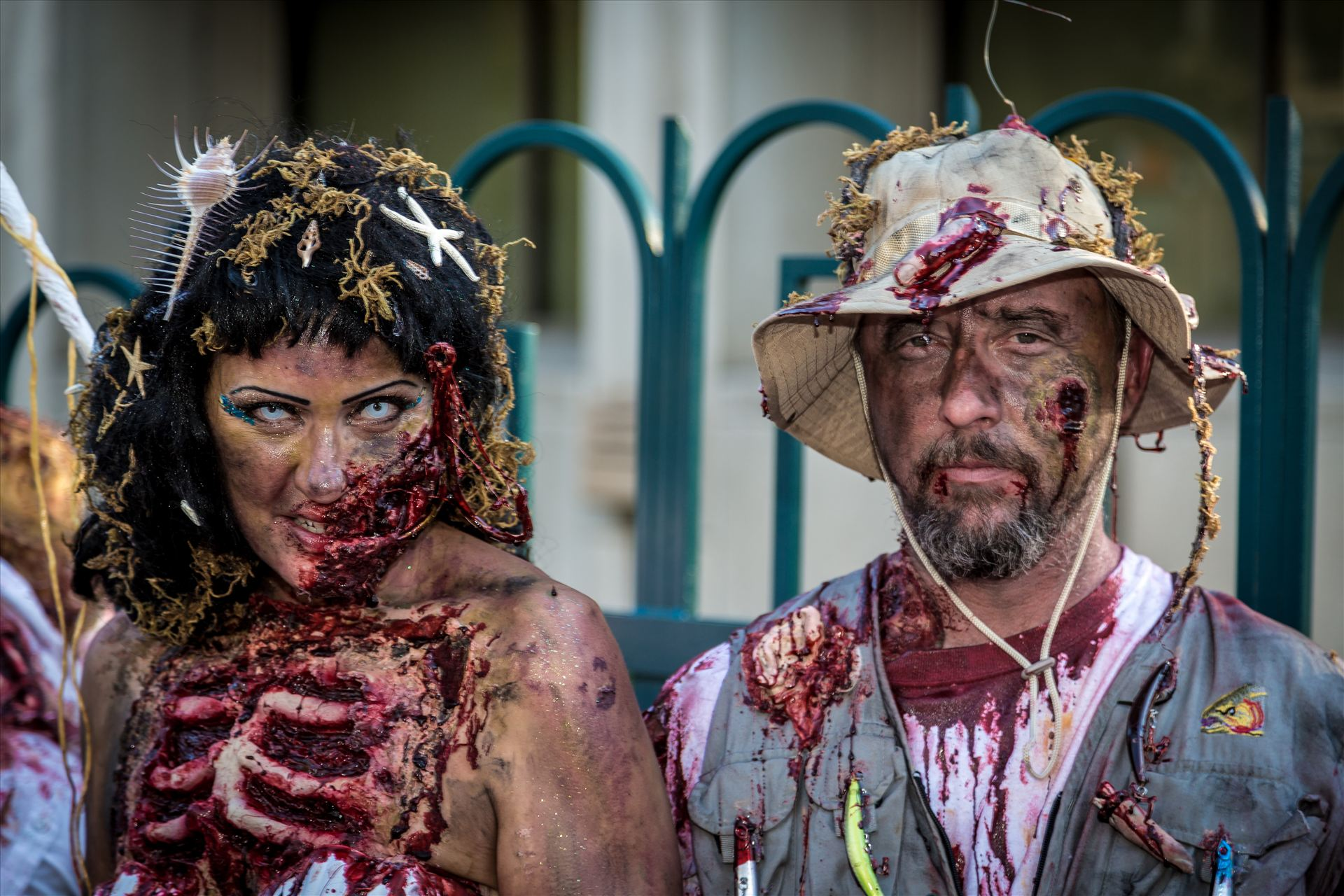 Denver Zombie Crawl 2015 32 -  by D Scott Smith
