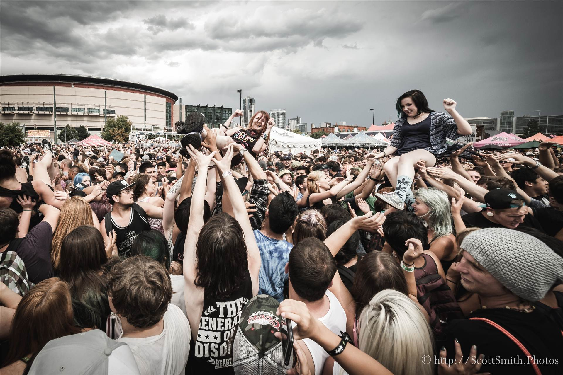 Denver Warped Tour 2015 43 -  by D Scott Smith