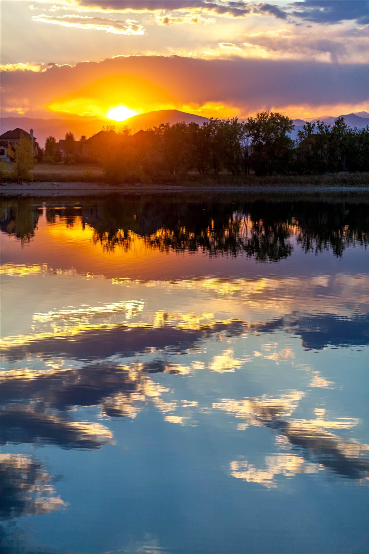 Loveland Sunset I -  by D Scott Smith