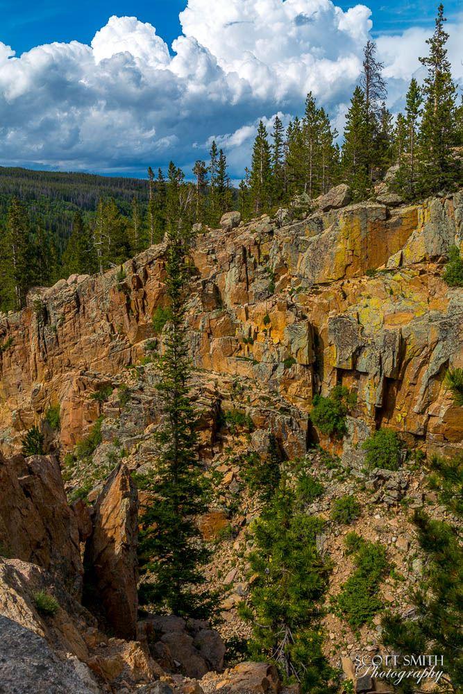 Alberta Falls 2 -  by D Scott Smith