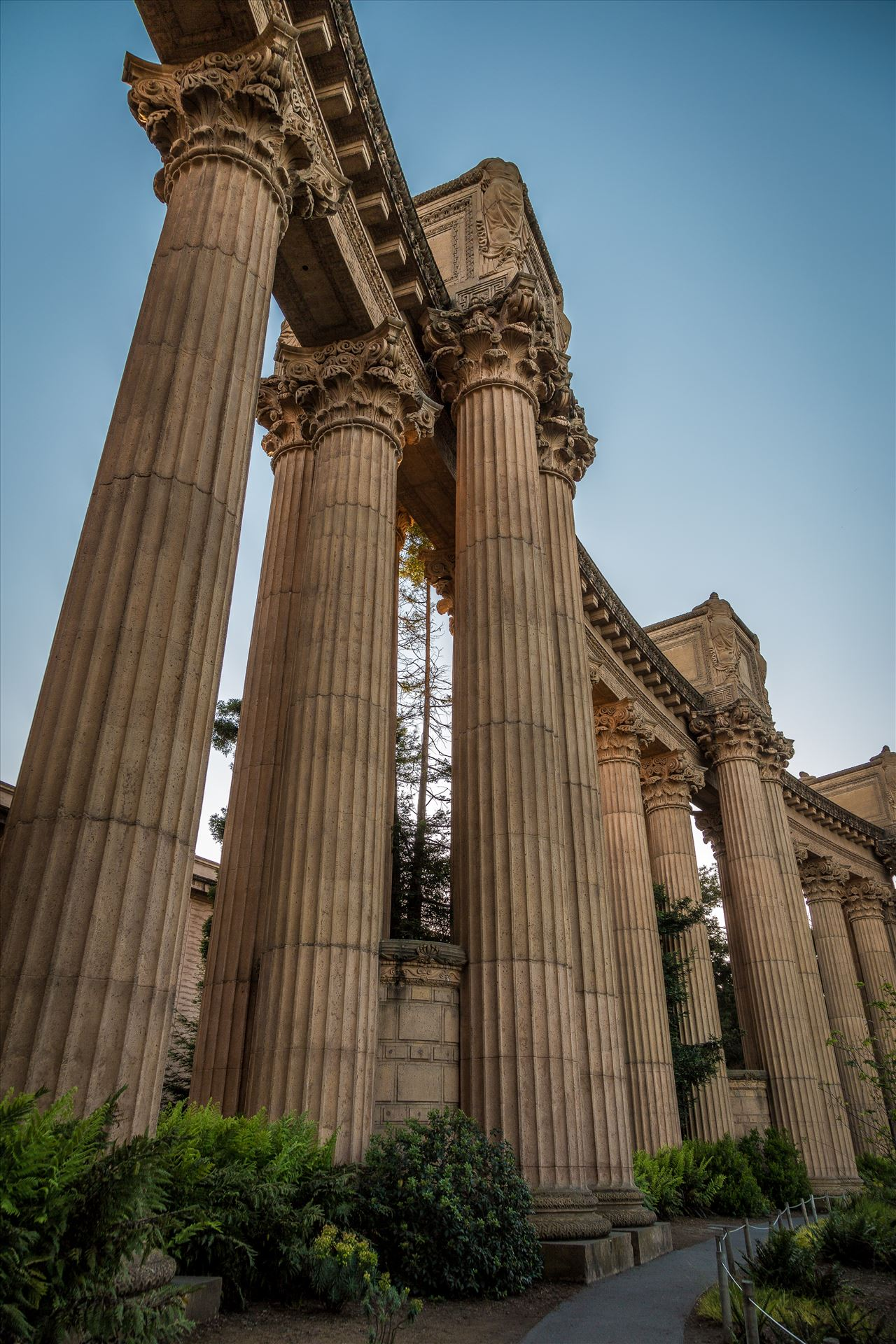 Palace of Fine Arts 2 -  by D Scott Smith