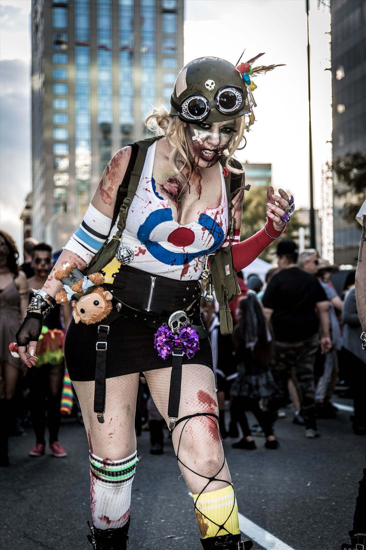 Denver Zombie Crawl 2015 30 -  by D Scott Smith