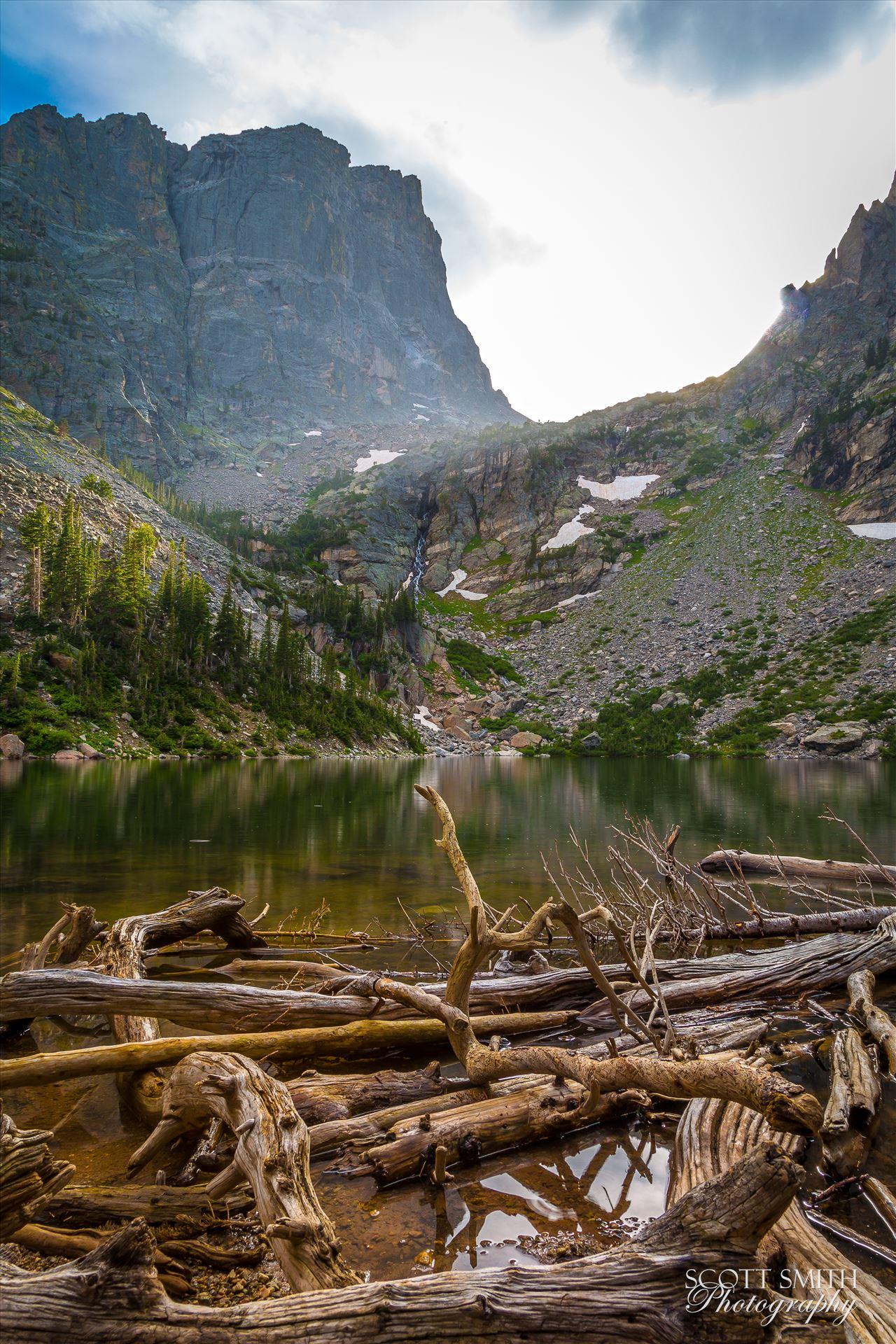 Bear Lake Trail 4 -  by D Scott Smith