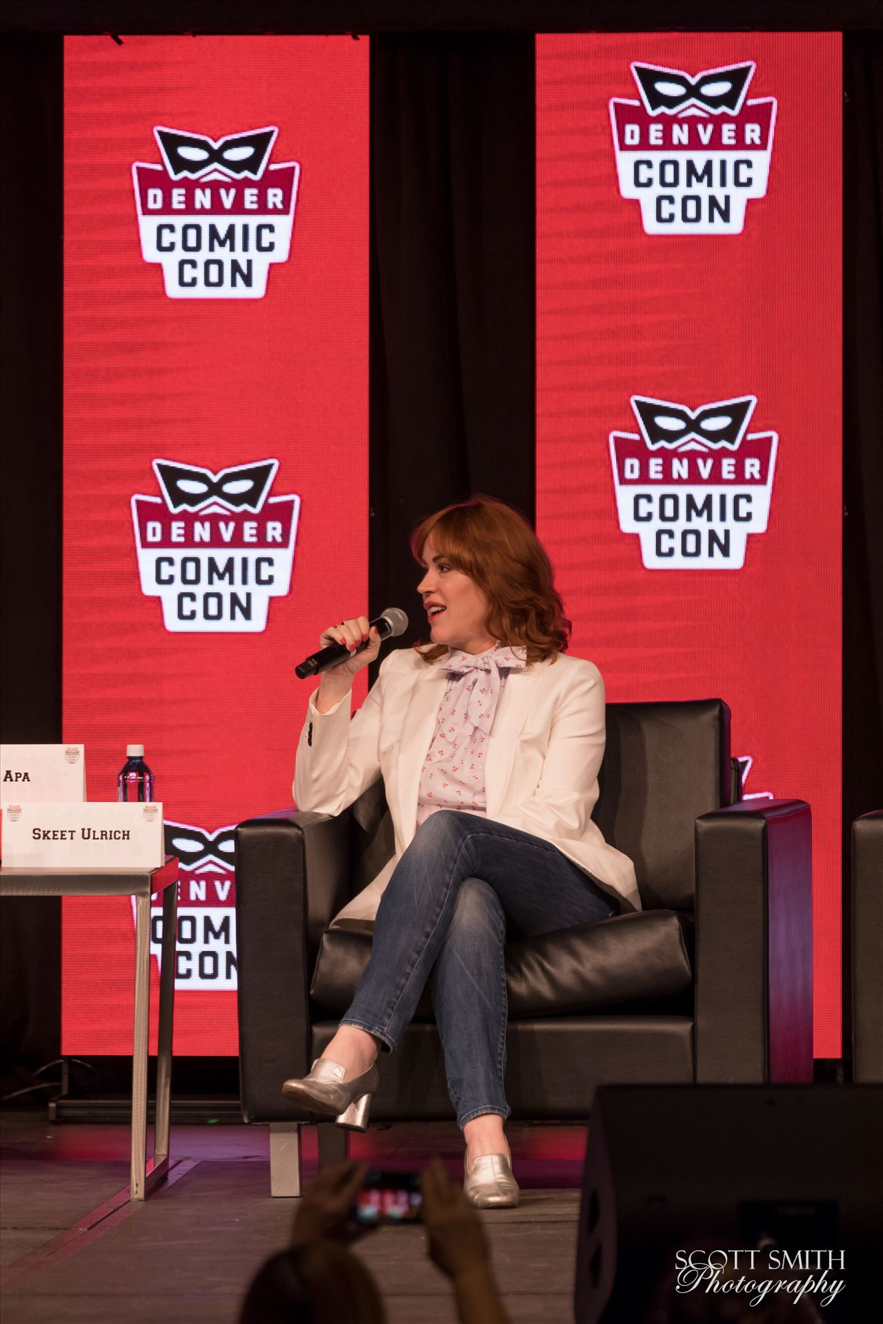 Molly Ringwald at Denver Comic Con 2018 -  by D Scott Smith