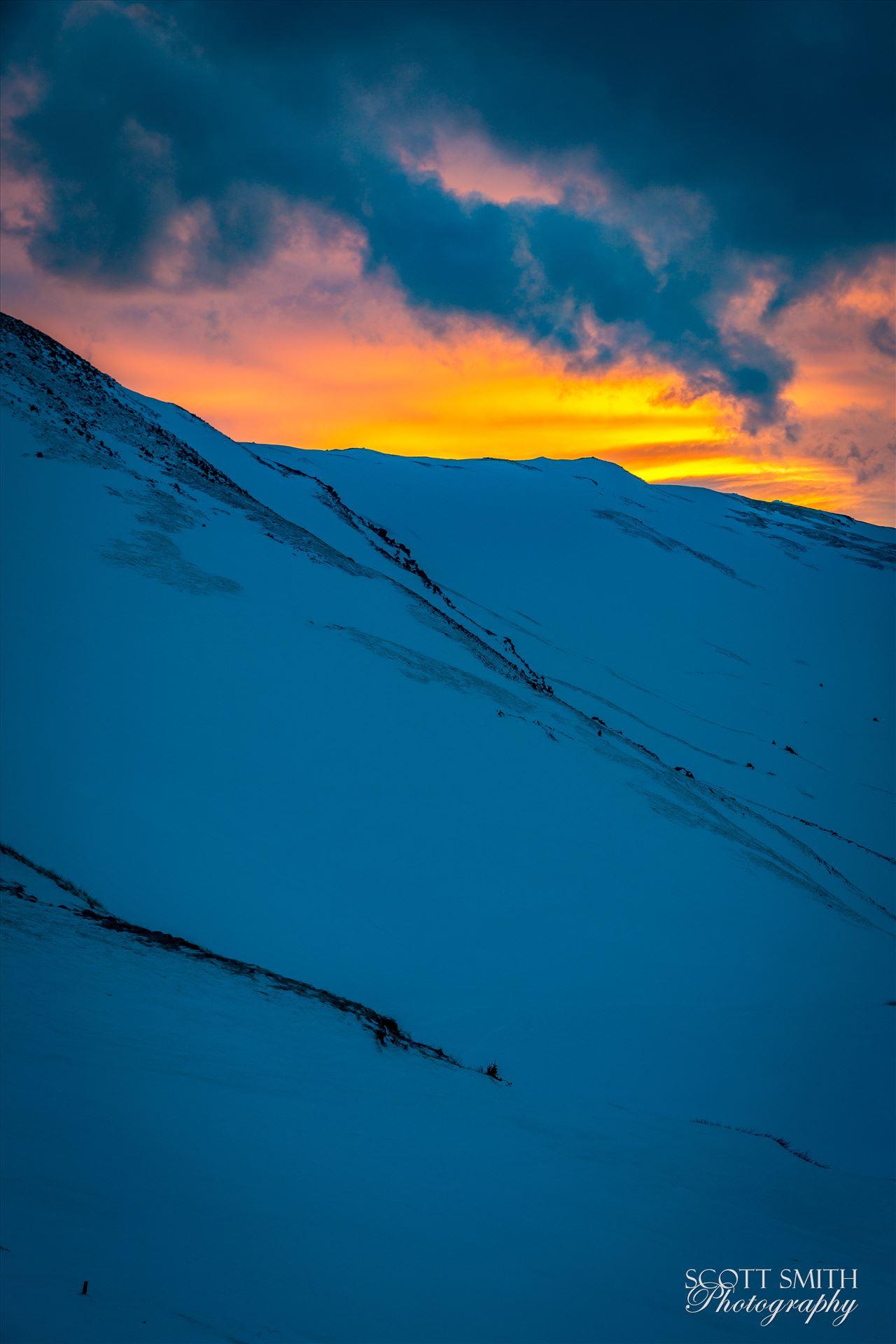 Colorado Winter 02 -  by D Scott Smith