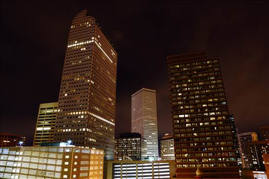 Preview of Downtown Denver at Night
