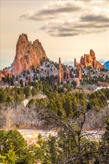 Preview of Garden of the Gods Spires No 2