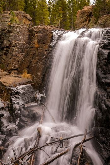 Preview of Alberta Falls, Rocky Mountain National Park No 3