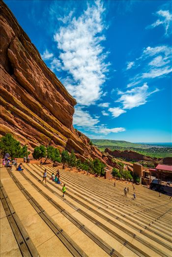 Preview of Red Rocks Amphitheater