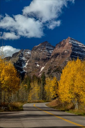 Preview of Fall in Aspen Snowmass Wilderness Area No 4
