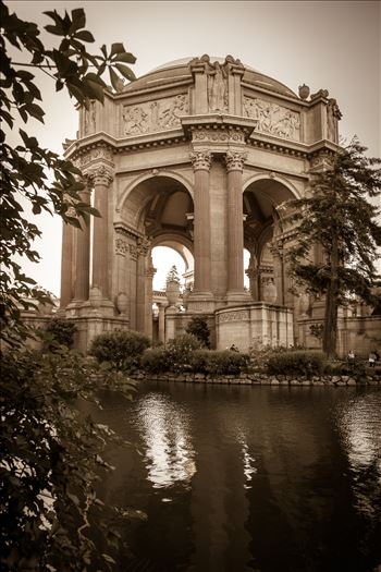 Preview of Palace of Fine Arts Sepia
