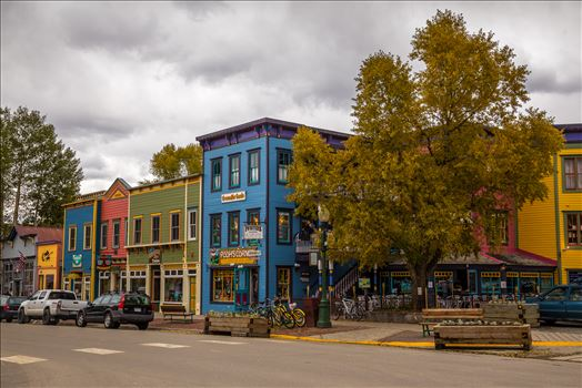 Crested Butte Main Street -