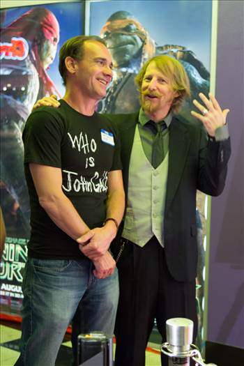 Lew Temple from the Walking Dead and Yours Truly, Atlas Shrugged: Who is John Galt? Premiere