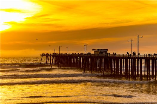 Preview of Sunset on the Pier
