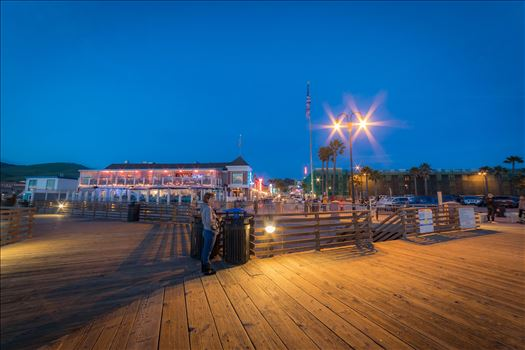 Preview of Sarah on the Pier