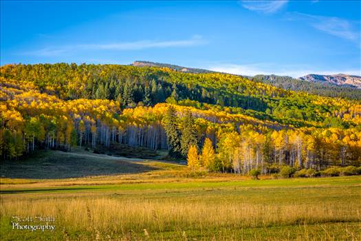 From Owl Creek road, outside Snowmass.