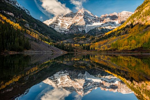 Maroon Bells 1 - The Maroon Bells, Saturday 9/29/17.