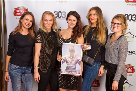 Ghurka Red Carpet - Denver Fashion Weekend 2015 event, with 303 Magazine and Ghurka, at the Cherry Creek Shopping Center, Denver Colorado.