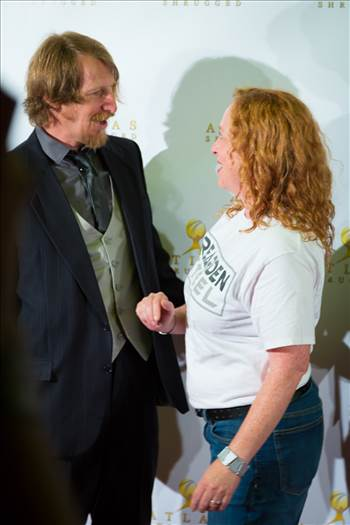 Lew Temple at the Atlas Shrugged: Who is John Galt at the Vegas Premiere