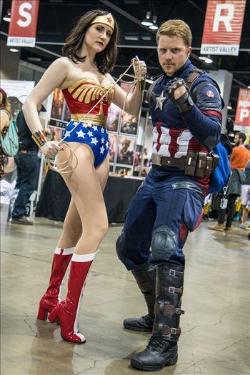 Denver Comic Con 2018 - Denver Comic Con 2018, at the Denver Convention Center.