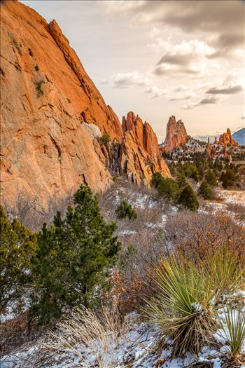Preview of Garden of the Gods Spires No 3