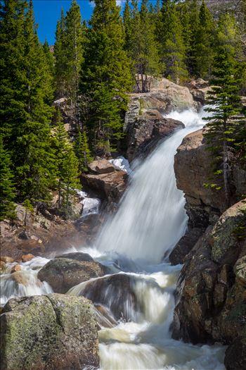 Preview of Alberta Falls No 3