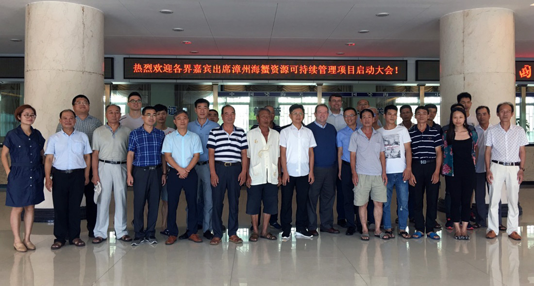 NFI Red Crab Council Remains Committed to Improving Chinese Crab Fishery
