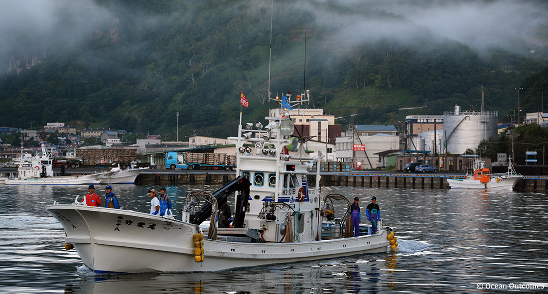 Growing Potential for Sustainable Fishery Production in the Far East