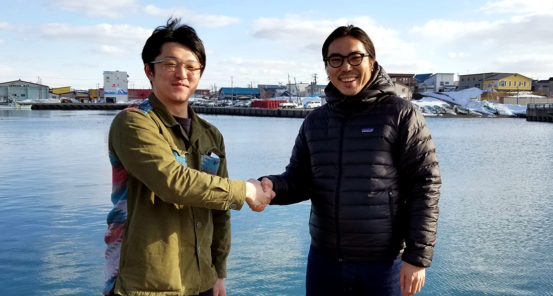 New FIP to Improve Giant Octopus Fishery in Northern Japan