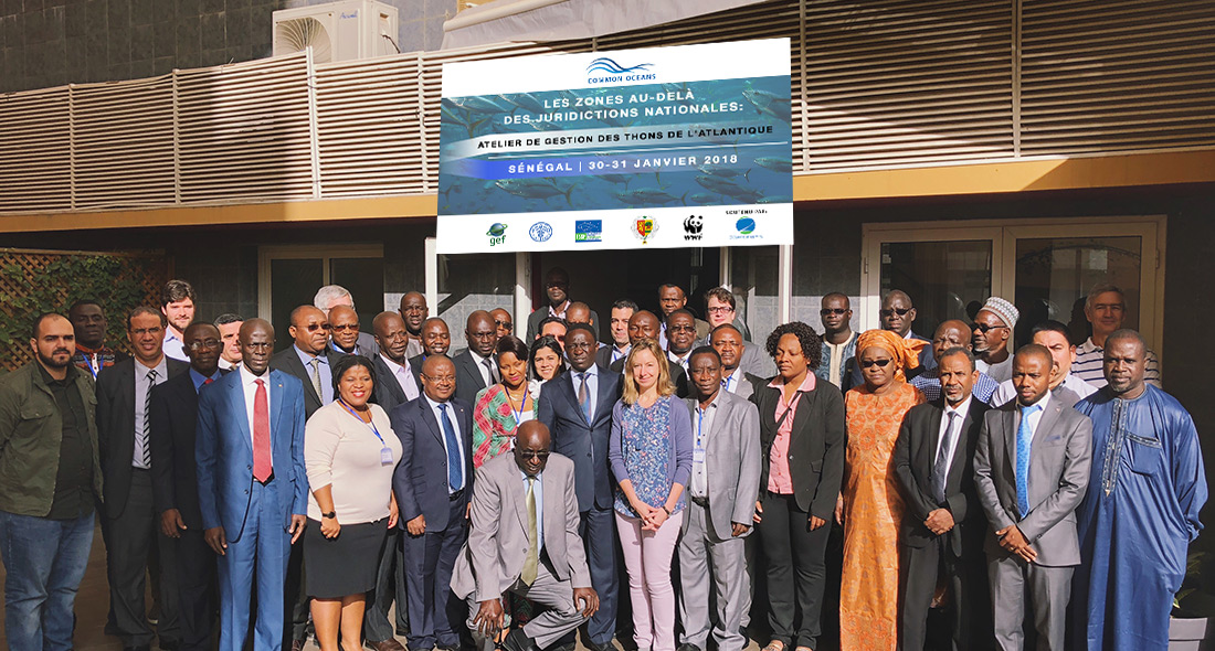 Sixth Tuna Management Workshop Takes Best Practices to West Africa Through Two Days of Hands-on Trainings