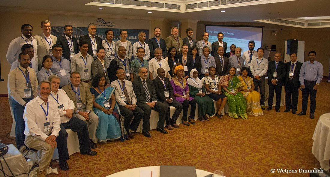 O2 Supports 2nd Indian Ocean Tuna Management Workshop in Sri Lanka