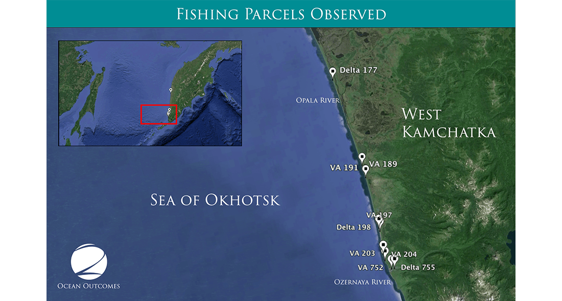 Russian Fisheries Observed