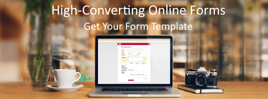 high converting online forms