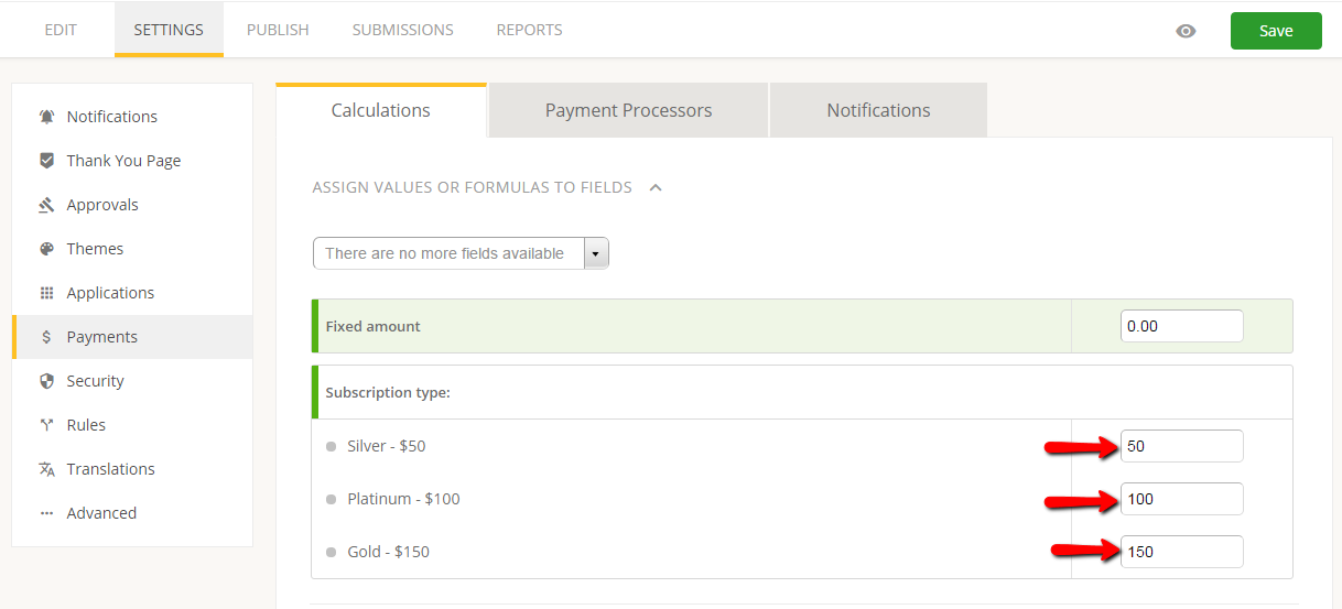 Payment Forms: Integrating Your Web Form With Payments - Basics