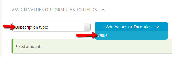 PayPal forms - assigning values
