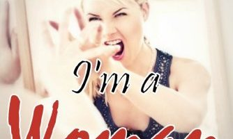 EEK! I'm a Woman: A Zany Adult Novel of New Beginnings (Madame Soriano Book 2) by Dee Dawning